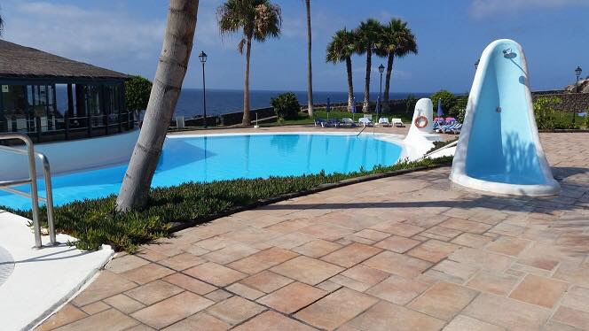 Appartement - Costa del Silencio - Rocas del mar