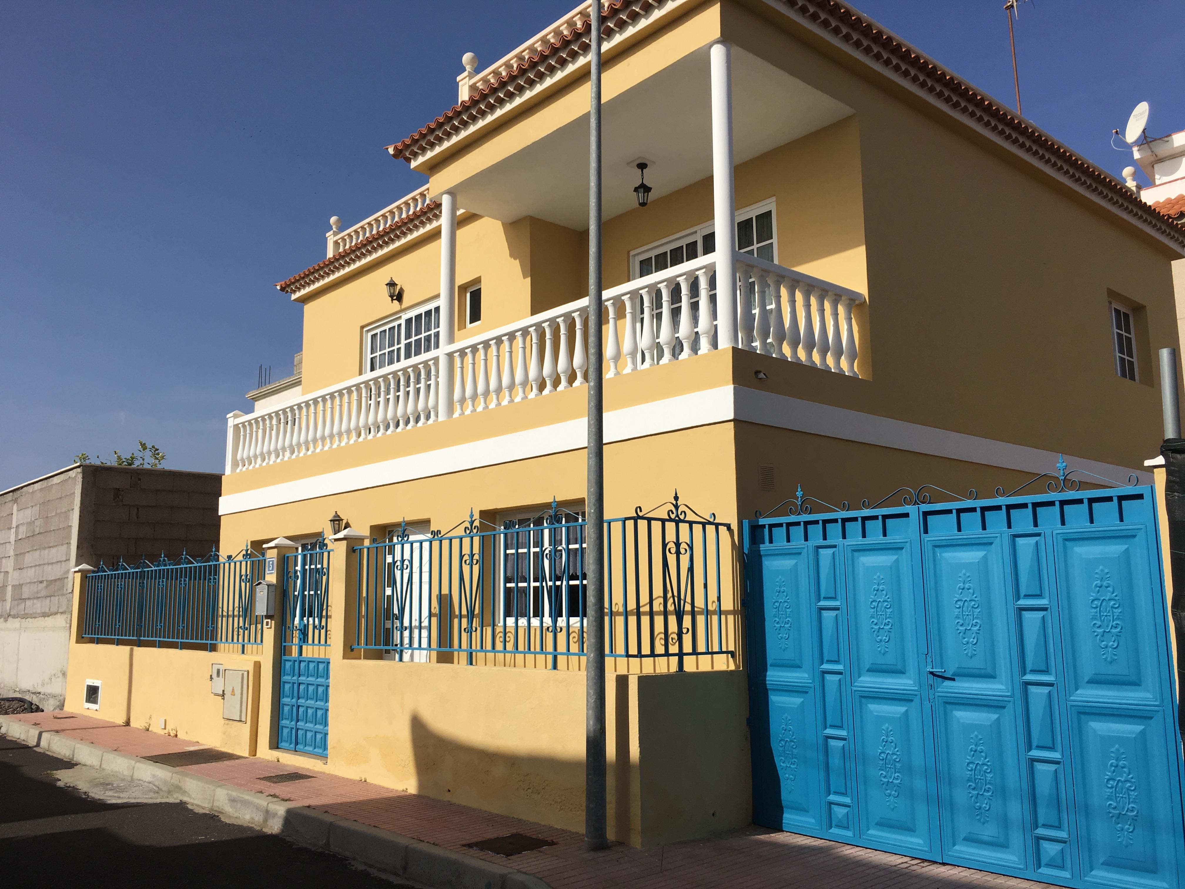 Villa - LAS GALLETAS - LAS ROSAS