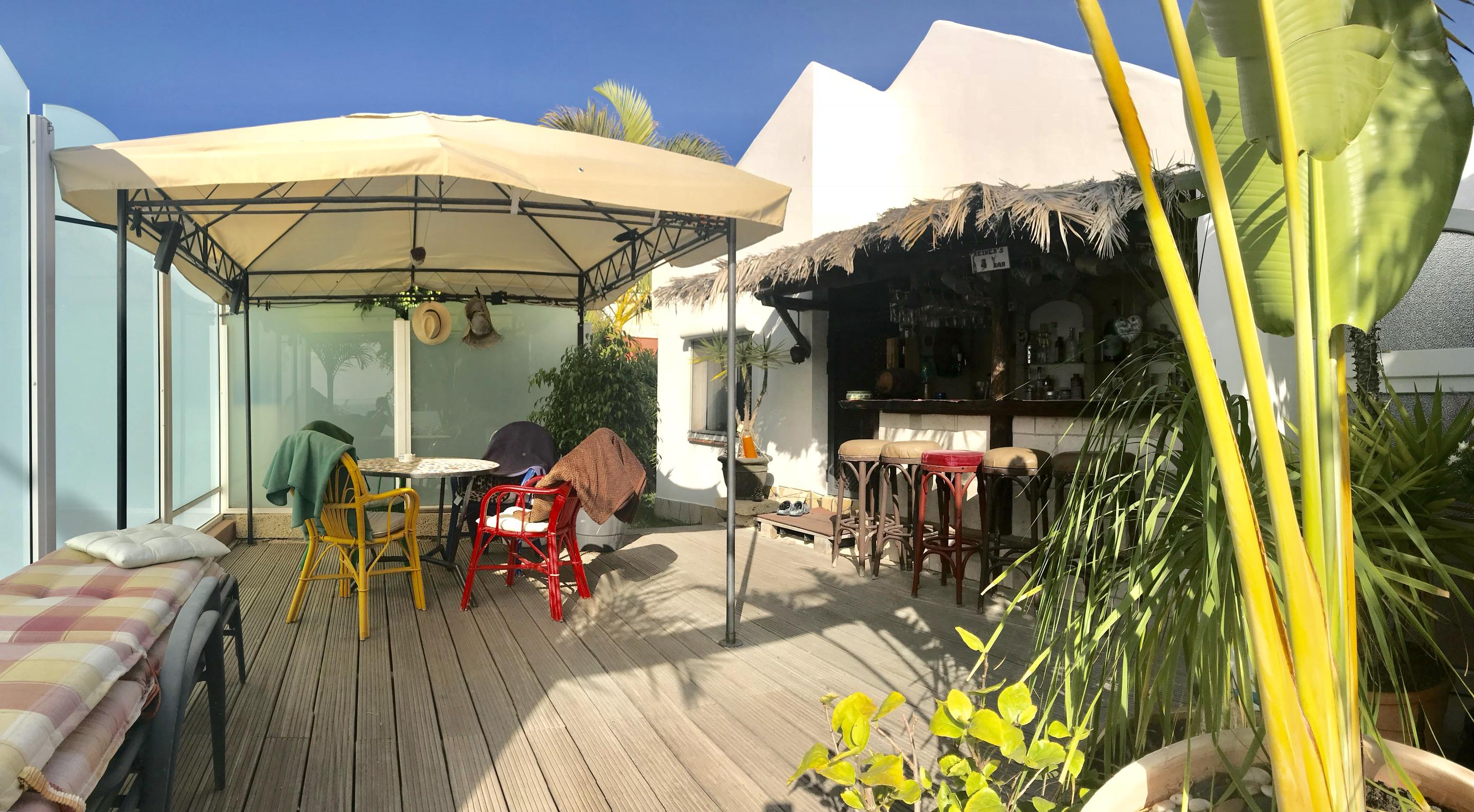 Maison Mitoyenne - Playa Paraiso - El cielo 1.