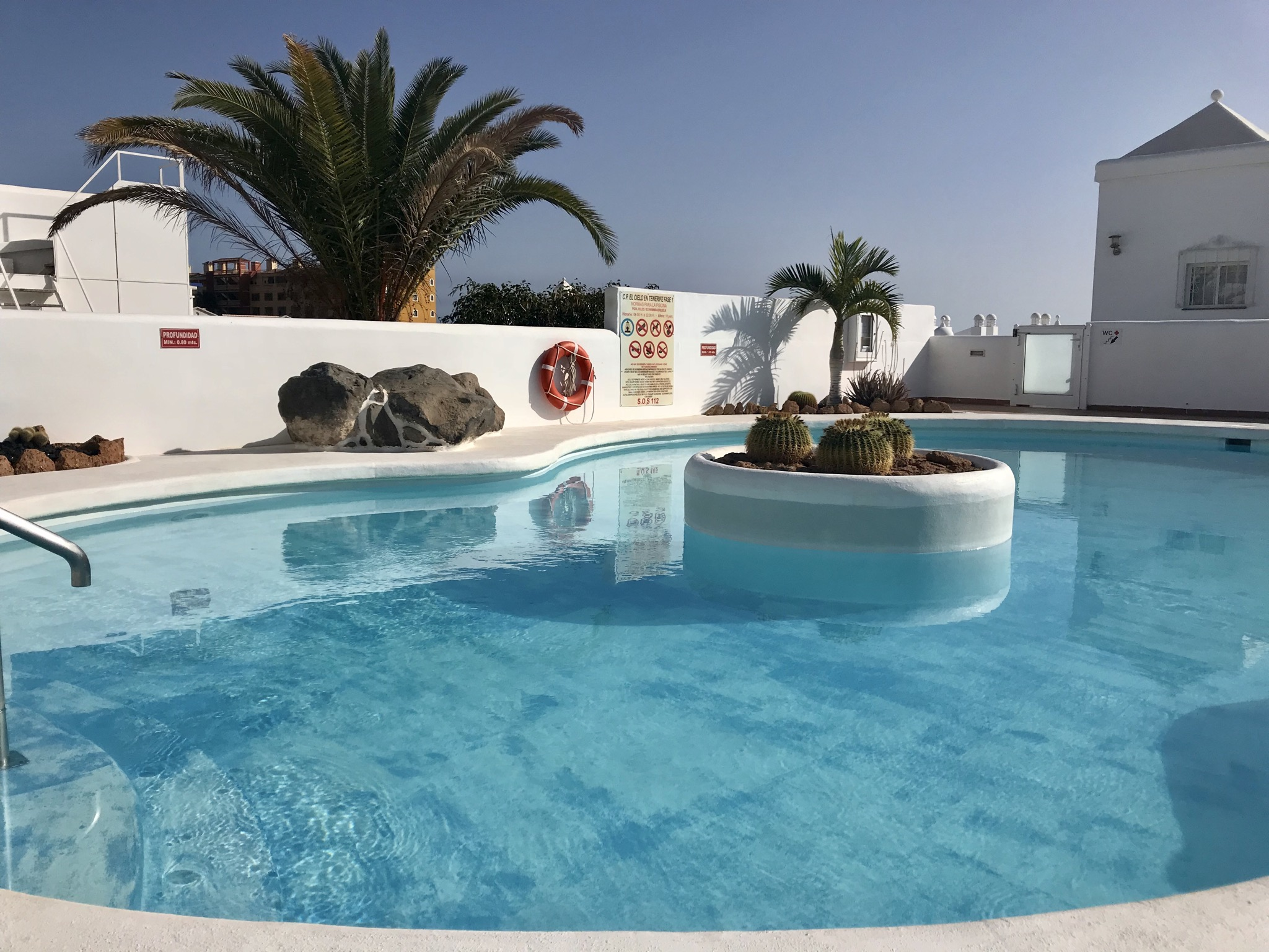 Appartement - Playa Paraiso - El cielo I